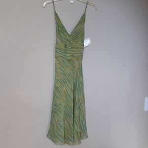 Suzi Chin for Maggy Boutique | NWT Green Dress 10